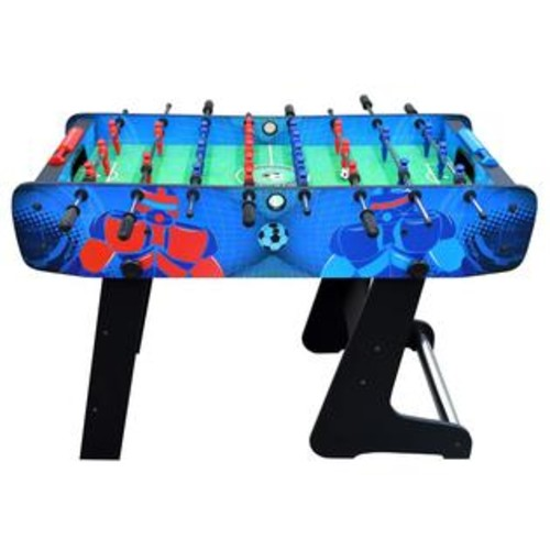 Blue Wave Product Gladiator 48 inch Folding Foosball Table
