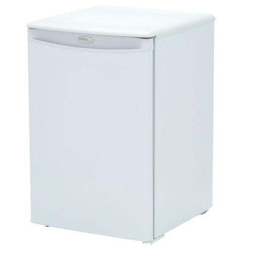 Danby 2.6 cu. ft. Mini Refrigerator in White