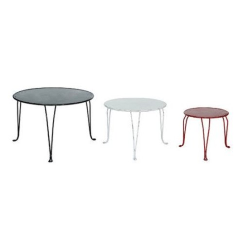 Creative Co-Op Casual Country 3 Piece Nesting Tables