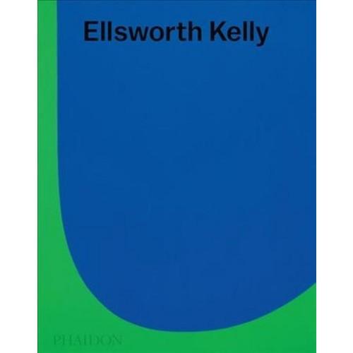 Ellsworth Kelly (Hardcover) (Tricia Y. Paik)