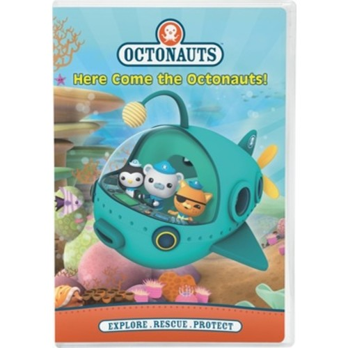 OCTONAUTS-HERE COMES THE OCTONAUTS (DVD) (DVD)