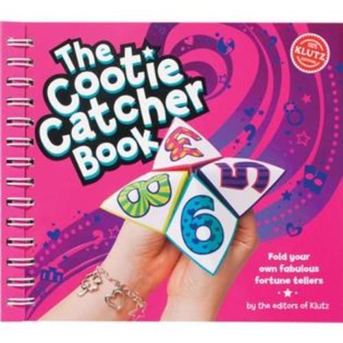 Klutz Press Klutz The Cootie Catcher Book Craft Kit
