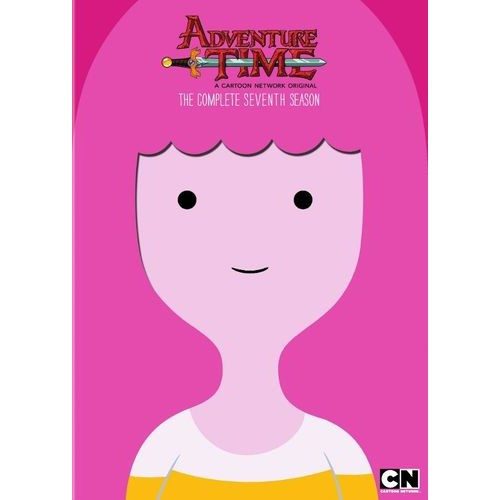 Adventure Time: The Complete Seventh Season [3 Discs] [DVD]
