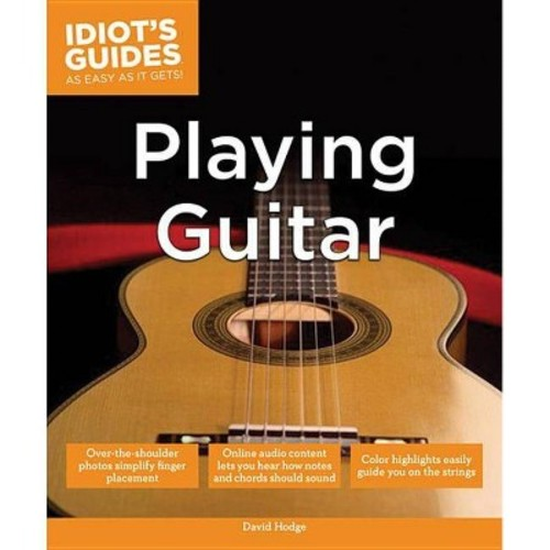 Idiot's Guides Playing Guitar