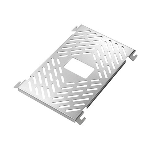 AV Component Shelf (Silver, 1 x 2')