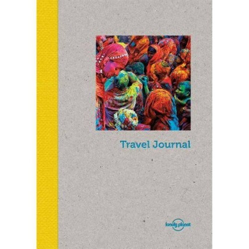 Lonely Planet Travel Journal (Paperback)