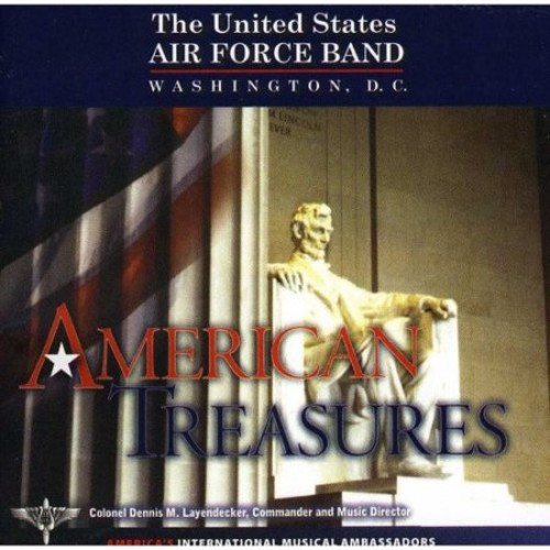American Treasures [CD]
