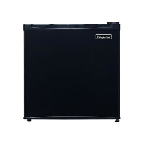 Magic Chef 1.6 cu. ft. Mini Refrigerator in Black