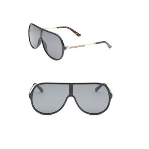 GUCCI 99Mm Pilot Sunglasses