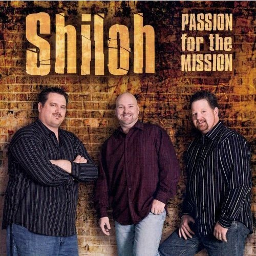 Passion for the Mission [CD]