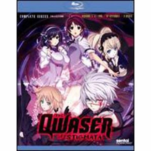 Qwaser of Stigmata: Complete Series Collection [3 Discs] [Blu-ray]