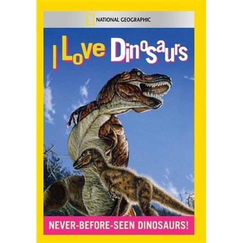 Dinosaur Train: I Love Dinosaurs [DVD]