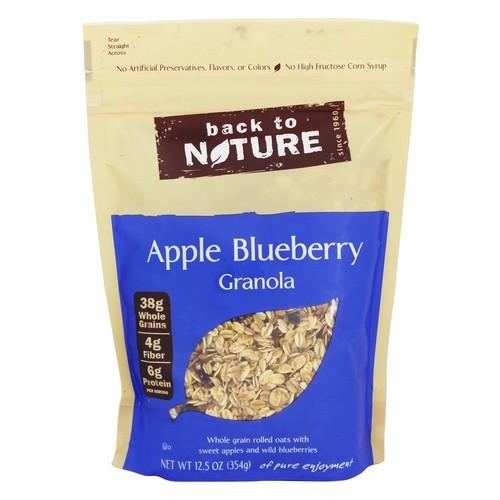 Gluten-Free Granola Apple Blueberry - 12.5 oz.