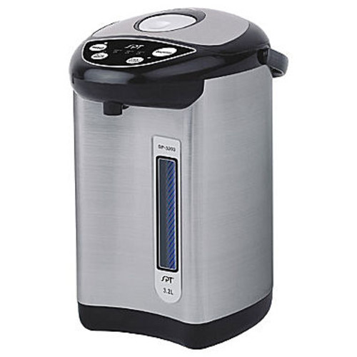 SPT SP-3203: Stainless Hot Water Dispenser with Multi-Temp Feature 3.2L SP-3203