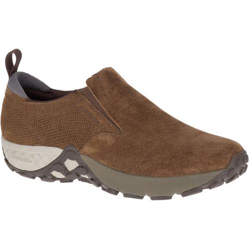 MERRELL Mens Jungle Moc AC+ Casual Shoes, Dark Earth