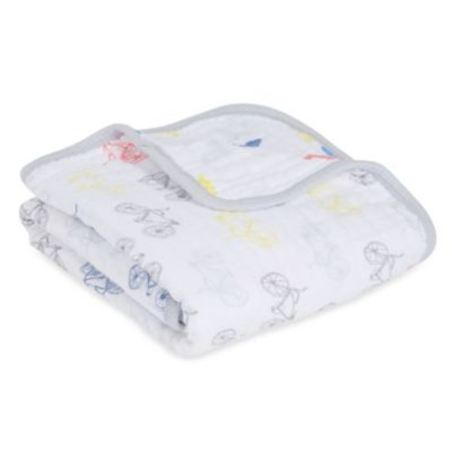aden + anais Leader of the Pack Classic Stroller Blanket