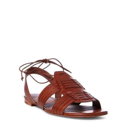 Jaida Vachetta Leather Sandal