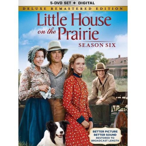 Little House on the Prairie: Season 6 Collection [DVD]