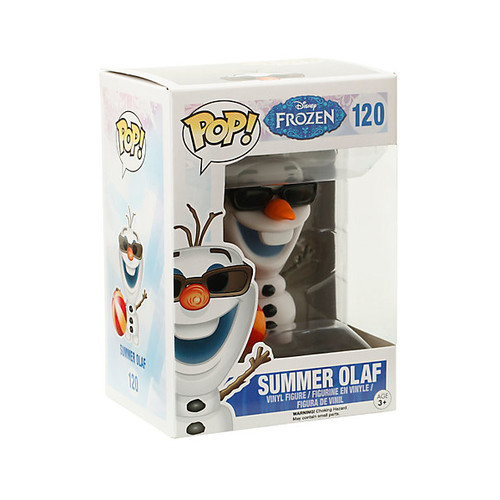POP! Disney: Frozen Summer Olaf Vinyl Figure