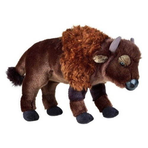National Geographic Lelly Plush - Bison