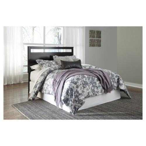 Full/Queen Adult Headboard Midnight Cherry - Signature Design by Ashley