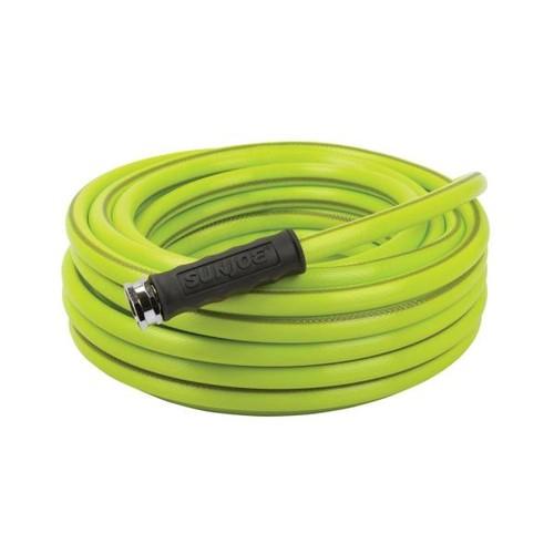 Sun Joe Aqua Joe 5/8 in. Dia. x 50 ft. Heavy Duty, Kink-resistant, Lightweight Garden Hose, Lead-free, BPA-free