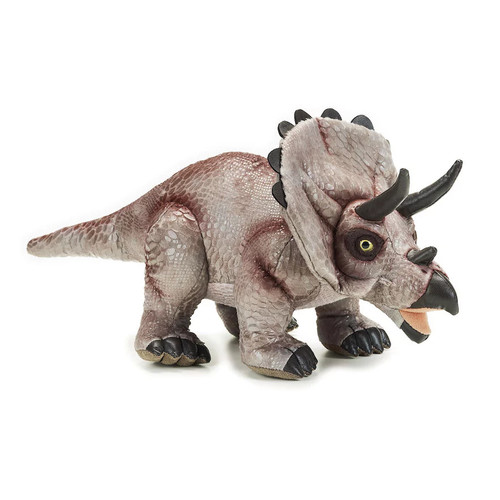 National Geographic Triceratops Plush by Lelly