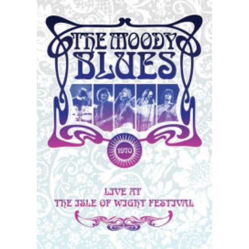 The Moody Blues: Live at the Isle of Wight Festival 1970 WSE DTS/DD5.1/DD2