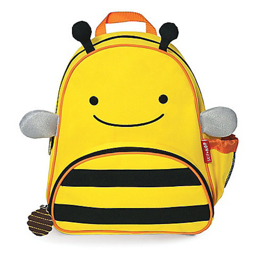 SKIP*HOP Zoo Pack Little Kid Backpack in Bee