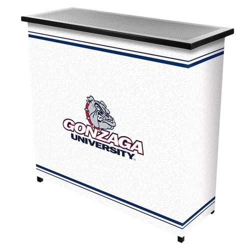 Trademark Games Gonzaga Bulldogs Portable Bar