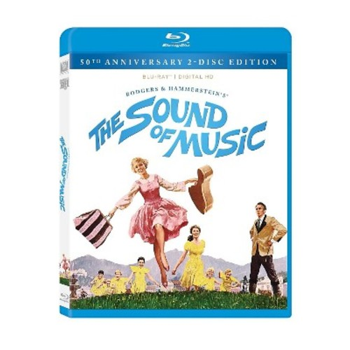 The Sound Of Music 50th Anniversary Edition (Blu-ray Disc)