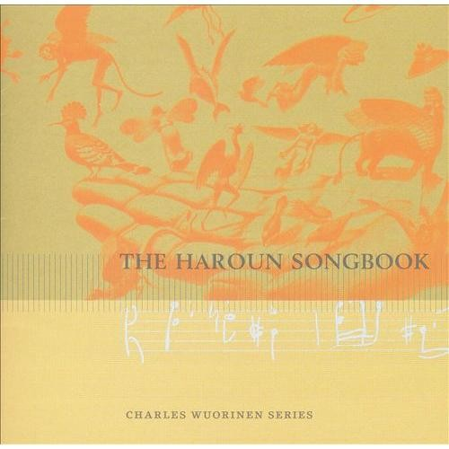 Wuorinen: haroun Songbook CD (2004)