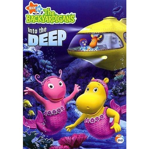 Backyardigans: Into The Deep (DVD)