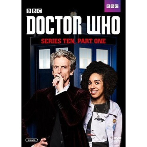 Doctor Who: Season 10 Part 1 [DVD]