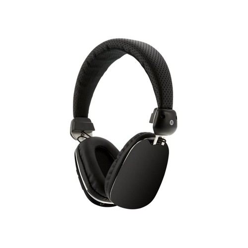 iLive - IAHP46B Over-the-Ear Wireless Headphones - Black