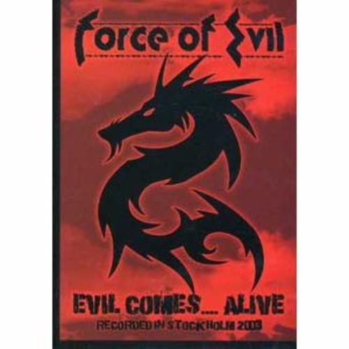 Force of Evil: Evil Comes... Alive DD5.1/DTS/DD2