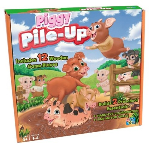Piggy Pile-Up Board Game