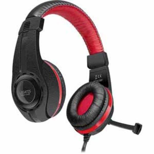 Speedlink Legatos Stereo Gaming Headset - Black