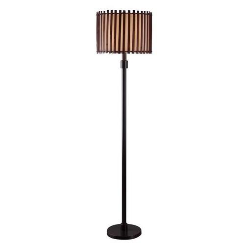 Kenroy Home Bora Outdoor Floor Lamp