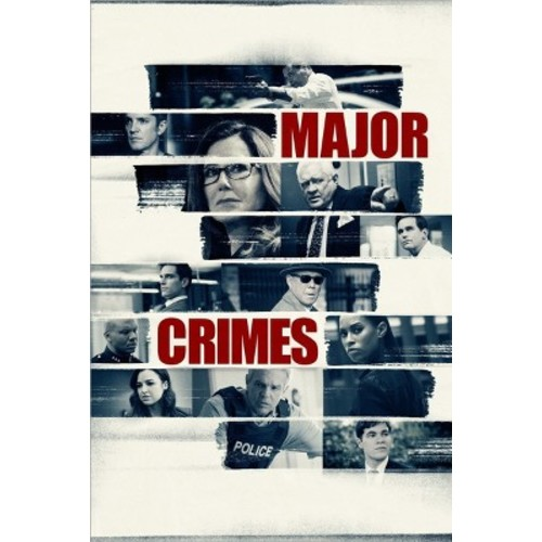 Major Crimes: The Complete Sixth and Final Season (DVD)