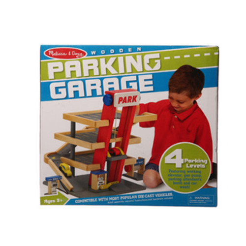 Melissa & Doug Toys - Parking Garage