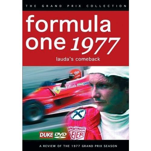Formula One 1977: Lauda's Comeback [DVD] [2004]