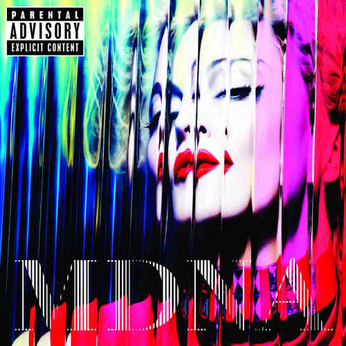 MDNA [Deluxe Edition] [CD] [PA]