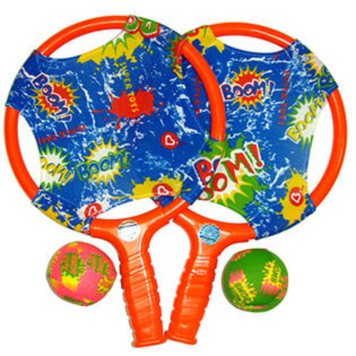 Water Sports LLC Water Sports 80077-0 Itza Paddleball Pool/Beach Game - Quantity 1