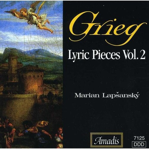 Grieg: Lyric Pieces, Vol. 2