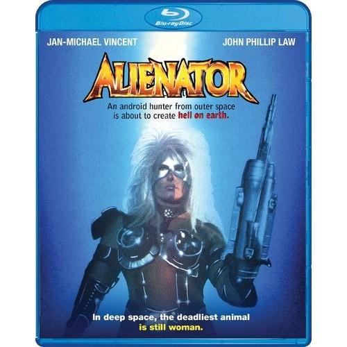 Alienator [Blu-ray] [1989]
