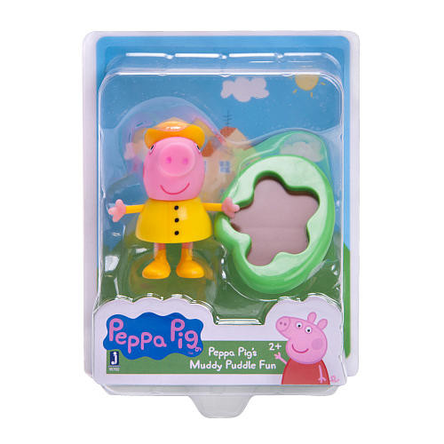 Peppa Pig Peppa Pig's Muddy Puddle Fun