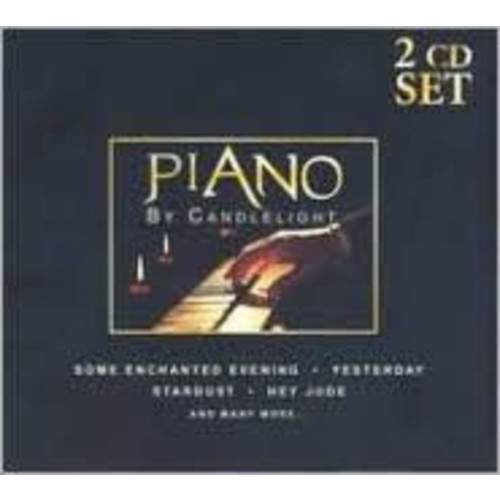 Piano By Candlelight (dig) CD