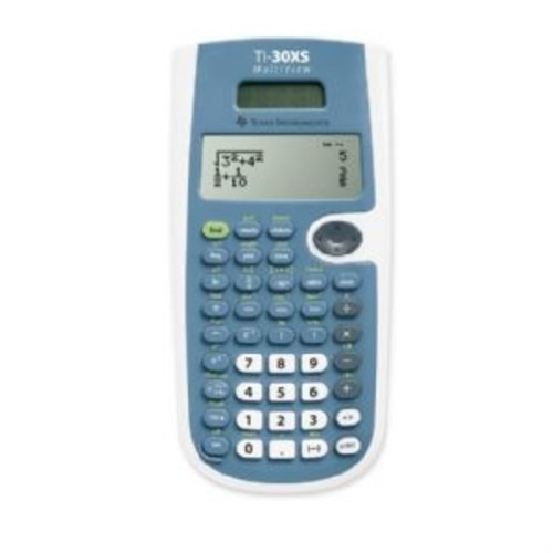 Texas Instruments TI-30XS MultiView Scientific Calculator-30XSMV/BK/C