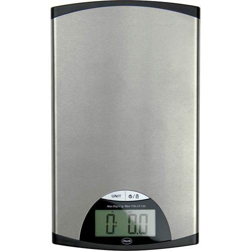 American Weigh Scales - EDGE Digital Kitchen Scale - Stainless Steel